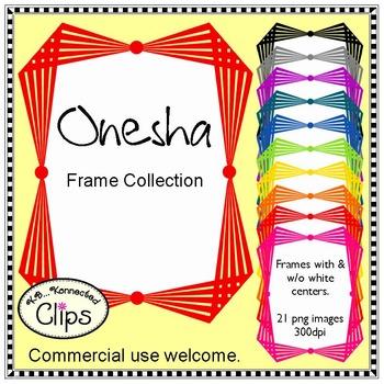 Dollar Deal! Onesha Frames
