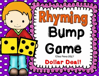 Dollar Deal: Rhyming Bump Game