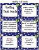 Dollar Deal! Spelling Task Cards For Any List!