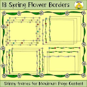 Spring Borders / Frames