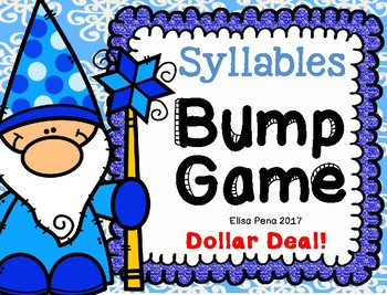 Dollar Deal!!   Syllables Bump Game