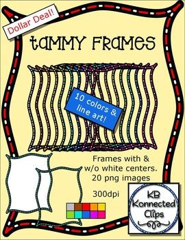 Dollar Deal! Tammy Frames