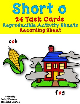 Dollar Deal! Task Cards, Quiz-Quiz-Trade, Scoot and More! Short o