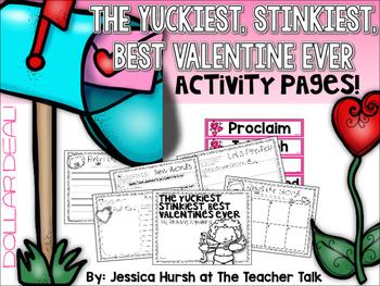 Dollar Deal: The Yuckiest, Stinkiest, Best Valentine Ever