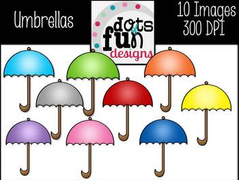 Dollar Deal: Umbrella Graphics