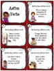 Dollar Deal! Verbs {Action and Linking} 60 Task Cards Printables