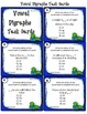 Dollar Deal! Vowel Digraphs and Long Vowel Sounds 40 Task Cards! CCSS