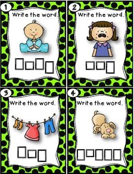 Dollar Deal! Y As a Vowel {Long e and Long i sounds} Scoot, Scavenger Hunt