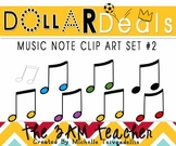 Dollar Deals: 8 Octave Music Notes