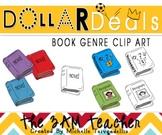 Dollar Deals Clip Art: Book Genres