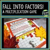 "Dollar Deals:  ""Fall into Factors"": A Multiplication Fact Fluency Game"
