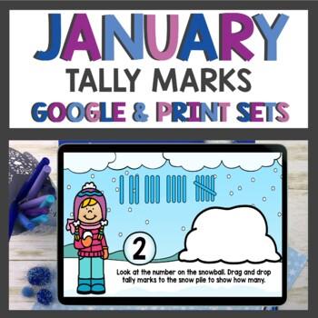 Winter Tally Marks
