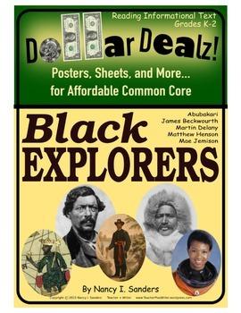 Dollar Dealz Black Explorers