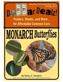 Dollar Dealz Monarch Butterflies