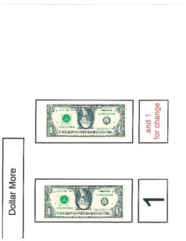 Dollar More with Visuals