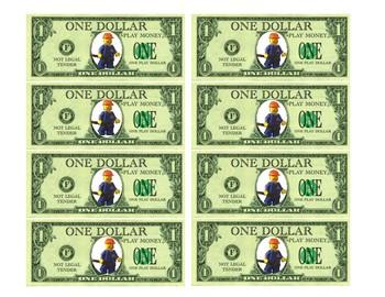 Dollar Play Money