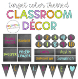 Dollar Spot Themed Chalkboard Decor Bundle