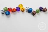 Dollar Stock Photo 157 Ten Sided Dice
