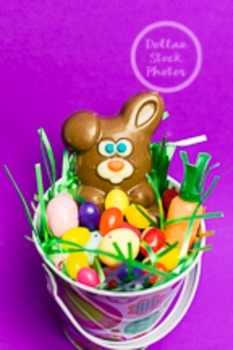 Dollar Stock Photo 204 Easter Bunny Bucket