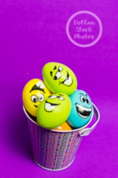 Dollar Stock Photo 206 Silly Easter Eggs