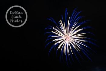 Dollar Stock Photo 272 Firework
