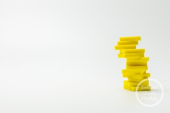 Dollar Stock Photo 393 Yellow Math Tiles