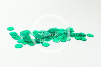 Dollar Stock Photo 408 Math Disks Green