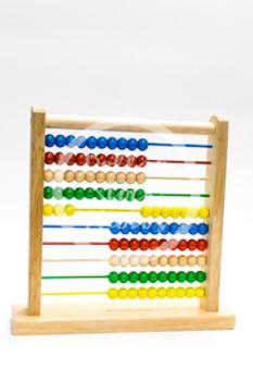 Dollar Stock Photo 426 Math 100 Bead Abacus
