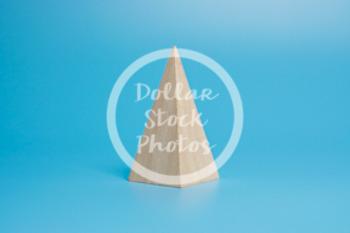 Dollar Stock Photo 431 Wooden Block