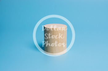 Dollar Stock Photo 433 Wooden Block Cylinder