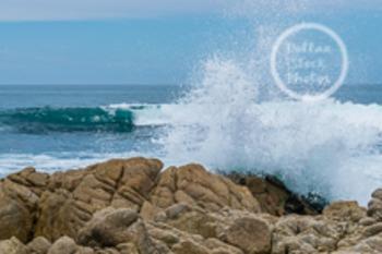 Dollar Stock Photo 58 Crashing Wave