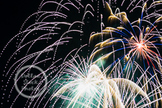 Dollar Stock Photo 7 Colorful Fireworks
