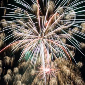 Dollar Stock Photo 72 Fireworks