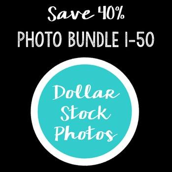Dollar Stock Photos Bundle Photos 1-50