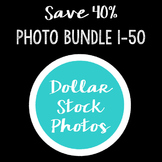 Dollar Stock Photos Bundle Photos 1-50