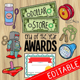 Dollar Store Awards -- End of Year Certificates