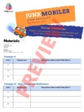 Dollar Store Design Challenge - JunkMobiles
