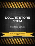 Dollar Store STEM - Geodesic Domes