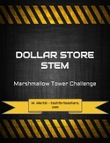 Dollar Store STEM - Marshmallow Tower
