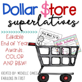 End of Year Awards: Dollar Store Superlatives