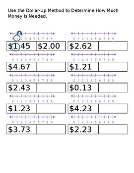 Dollar Up 3