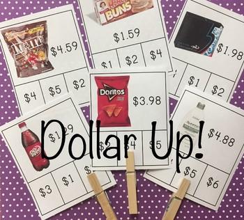 Dollar Up Cards
