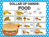 Dollar Up Cards: Food