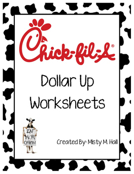 Dollar Up @ Chick-Fil-A (Menu Math)