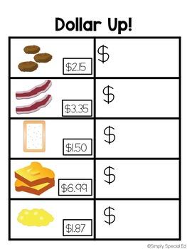 Dollar Up Diner 2
