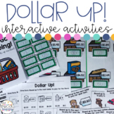 Dollar Up Interactive Activities for Special Education