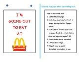 Dollar Up Math-McDonalds Menu
