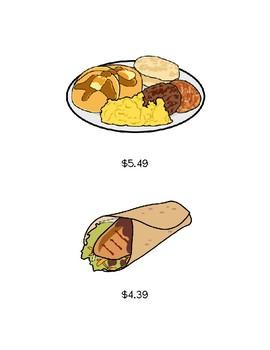 Dollar Up-McDonalds Style