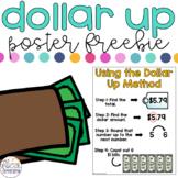 Dollar Up Method Poster FREEBIE