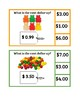 Dollar Up Task Cards: Featuring 40 Candy Theme Task Cards for Life Skills